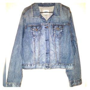 XXL Old Navy Jean Jacket NEW